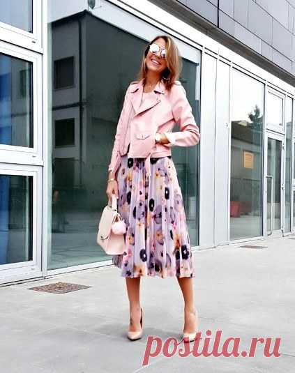 Весенний «бум»: 20 +1 стильных образов для вашего гардероба!