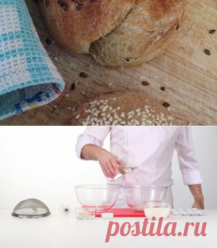Цельнозерновые булочки рецепт – итальянская кухня: выпечка и десерты.