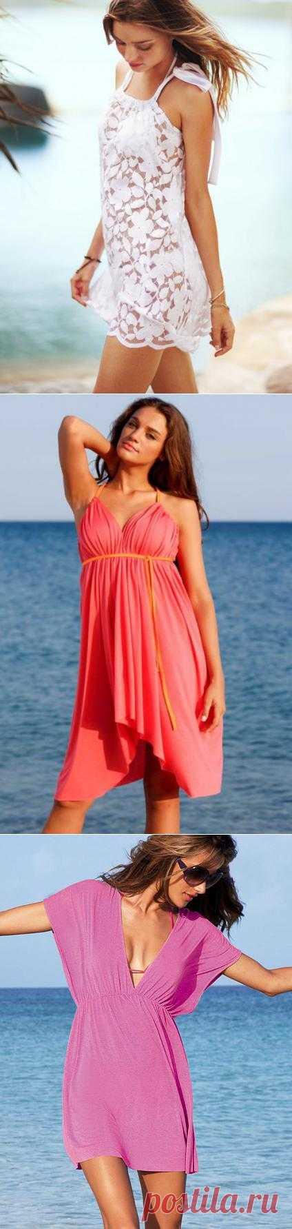 Сшить летнее платье под силу даже новичку. И специально для вас быстрые варианты как сшить платье летнее и 5 выкроек с описанием.