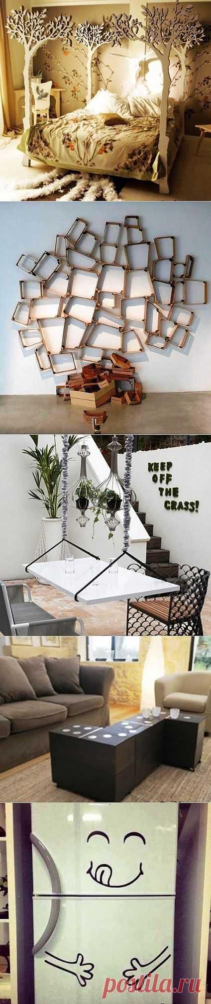 Сказочная кровать и другое / Мебель / ВТОРАЯ УЛИЦА