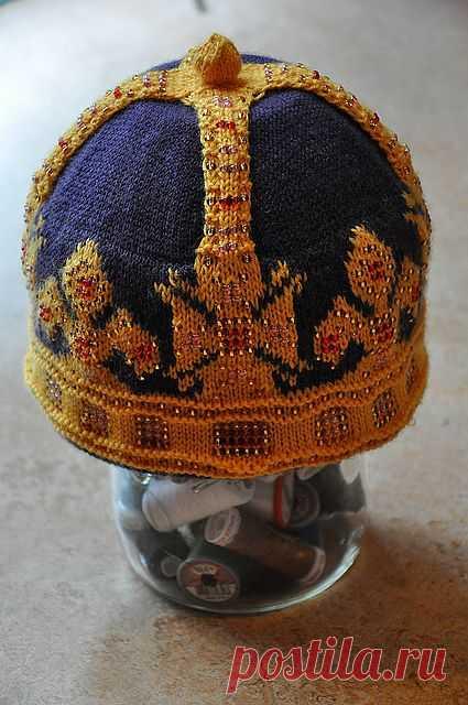 Шапка Мономаха или Императорская корона? / Вязание / Модный сайт о стильной переделке одежды и интерьера