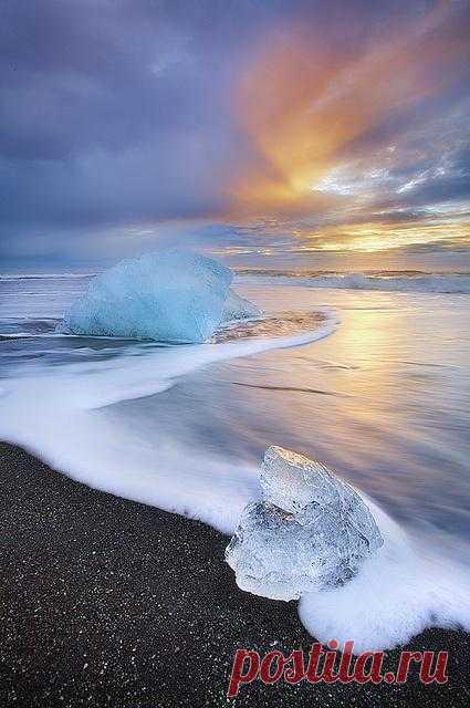 Льды Исландии