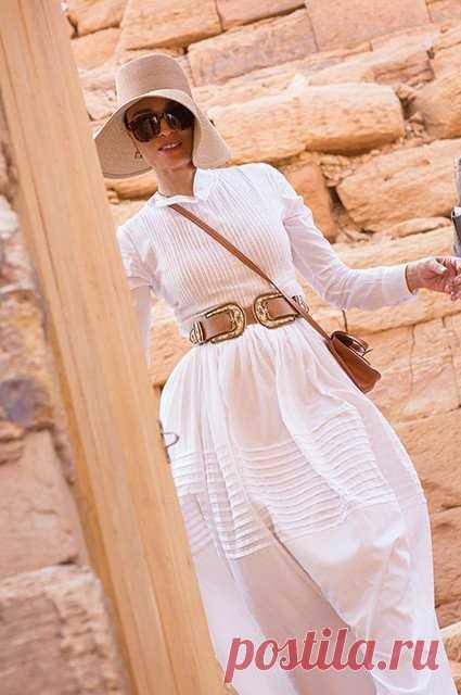 Королевский стиль Шейхи Мозы — эталон хорошего вкуса и утонченности