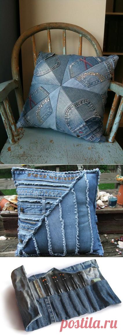 (3) Куда применить старые джинсы? - AllaFIT — ЖЖ