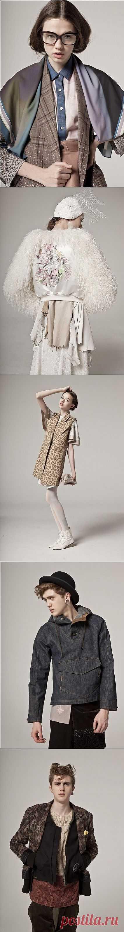 Fugahum 2012(трафик) / Лукбуки / Модный сайт о стильной переделке одежды и интерьера