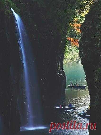 Ущелье Такатихо, Япония