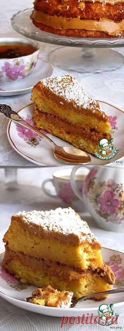 Апельсиновый торт. Автор: dolphy