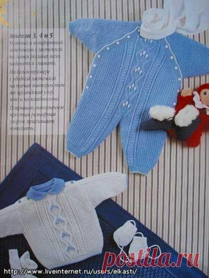 Вязание для девочки спицами | Записи в рубрике Вязание для девочки спицами | Дневник Alex_INNA