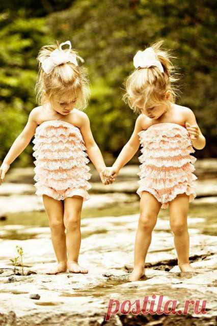 Очаровательные сестры