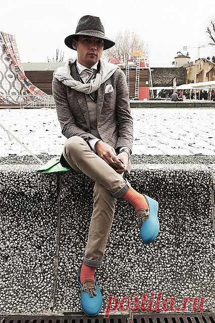 Обувь в калошах / Как носить? / Модный сайт о стильной переделке одежды и интерьера