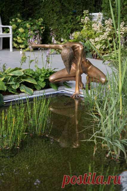 Проект недели: «Тайны соблазнов» — сад для Вячеслава Зайцева