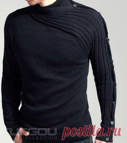 Пуловеры спицами 345