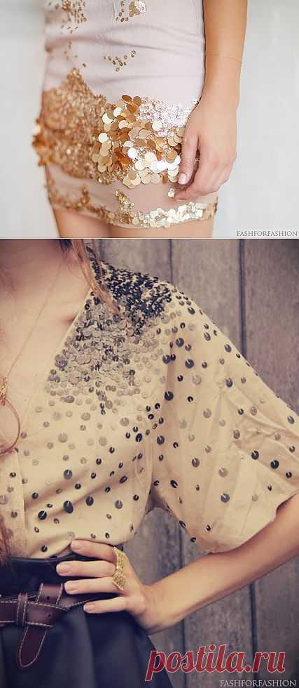 Нарядная юбочка + 1 / Нарядно / Модный сайт о стильной переделке одежды и интерьера