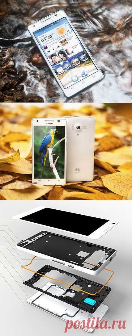 Смартфон Huawei Honor 3 представлен официально