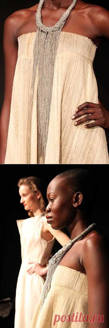 Цепей много не бывает / Цепочки / Модный сайт о стильной переделке одежды и интерьера