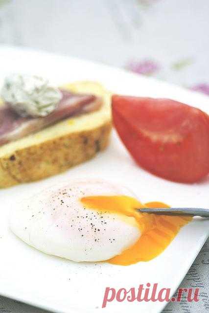 Яйцо пашот.