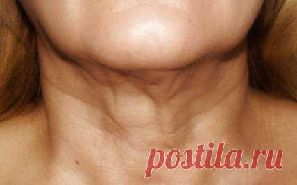 Как вернуть упругость коже шеи и подбородка | Женская шкатулка с Секретом | Яндекс Дзен