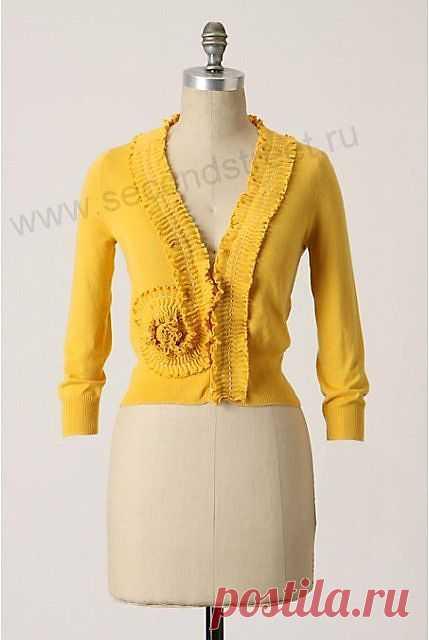 Отделка жакета / Декор / Модный сайт о стильной переделке одежды и интерьера