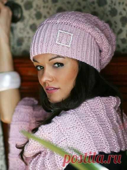 👌 Женские шапки вязаные, мода и стиль Не за горами зима. Для кого-то это большое счастье, а для меня морозы — это постоянная борьба моего организма с холодом. Чтобы помочь себе, я одеваюсь тепло, но не стоит забывать и...