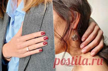 Маникюр богатой девушки: идеи дизайна ногтей, которые сделают образ дороже