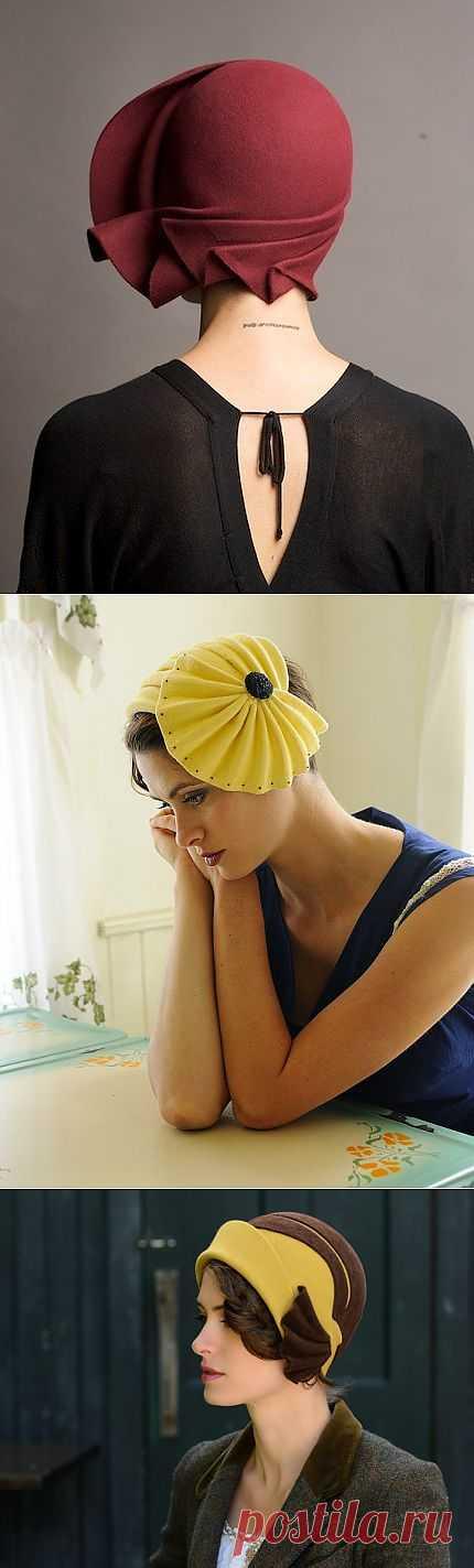 Необычные шляпки (подборка) / Головные уборы / Модный сайт о стильной переделке одежды и интерьера
