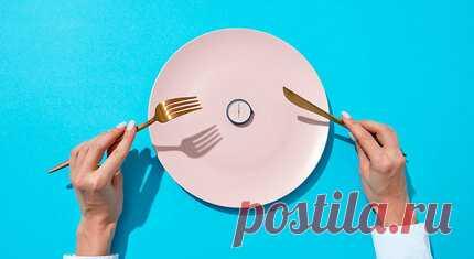 Циркадная диета: как похудеть по биологическим ритмам