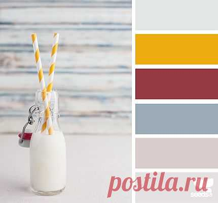 Design Seeds® | for all who ❤ color | milk tones