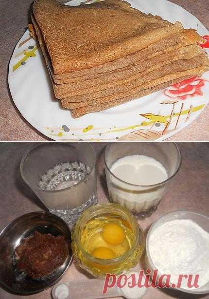 Крепы: Французский рецепт