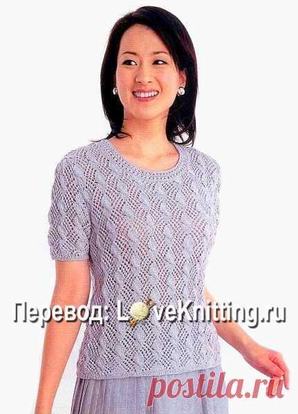 Изящный пуловер | Рекомендательная система Пульс Mail.ru