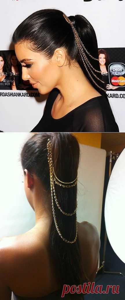 Зацепим волосы (подборка) / Украшения для волос / Модный сайт о стильной переделке одежды и интерьера