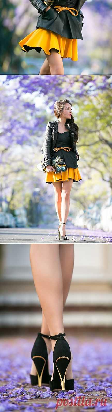 Поясок и юбка / Детали / Модный сайт о стильной переделке одежды и интерьера