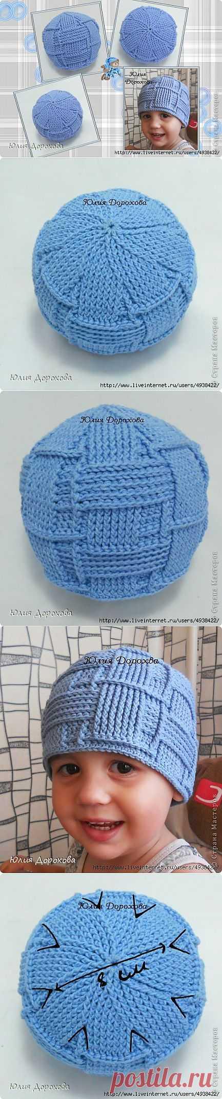 цитата TravVera : Шапка для сынули.МК. (11:54 14-09-2013) [5062860/291201827] - valentina.fedcko@mail.ru - Почта Mail.Ru