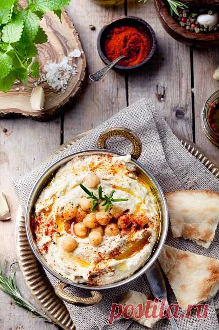 Хумус и бабагануш - Life tastes great! — ЖЖ