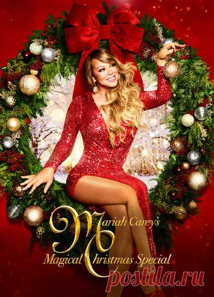 Волшебное Рождество с Мэрайей Кэри / Mariah Carey's Magical Christmas Special (2020) WEB-DLRip-AVC «Mariah Carey's Magical Christmas Special» - это волшебный рождественский музыкальный выпуск с Мэрайей Кэри в главной роли. Лучшая подруга Санты отправляет нас в волшебное путешествие, чтобы спасти Рождество после тяжелого года. Никто не умеет создавать праздничное настроение так, как королева