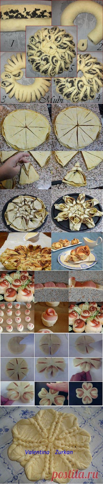 Миллион идей для красивой домашней выпечки