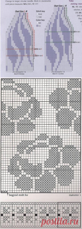 филейные узоры крючком схемы с описанием и фото китайские схемы прием позволяет получить