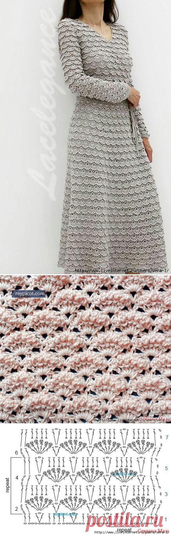 Elegant gray dress hook