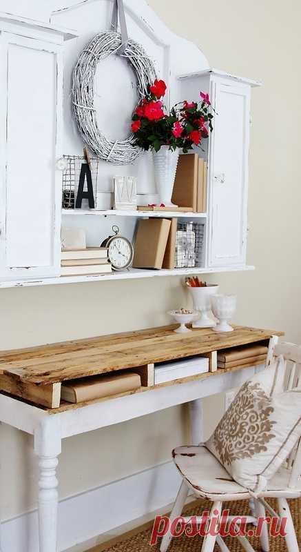 De madera el estilo en el interior moderno