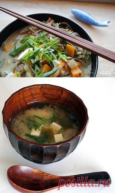 Мисо суп - традиционное блюдо японской кухни, подходящее для здорового питания. В Японии этот суп готовят на завтрак и в течение всего дня. Лёгкий для приготовления рецепт. Состав: даси, мисо, тофу.
