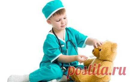 скорая помощь при детских травмах