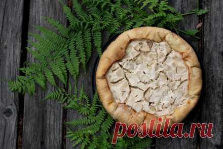 El pastel de manzana Vulfov (Alejandro Pushkin) | GingerPage