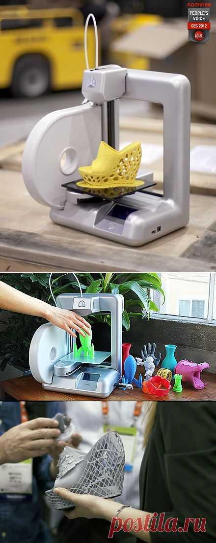 3D принтер для дома (трафик) / Идеи для бизнеса / Модный сайт о стильной переделке одежды и интерьера