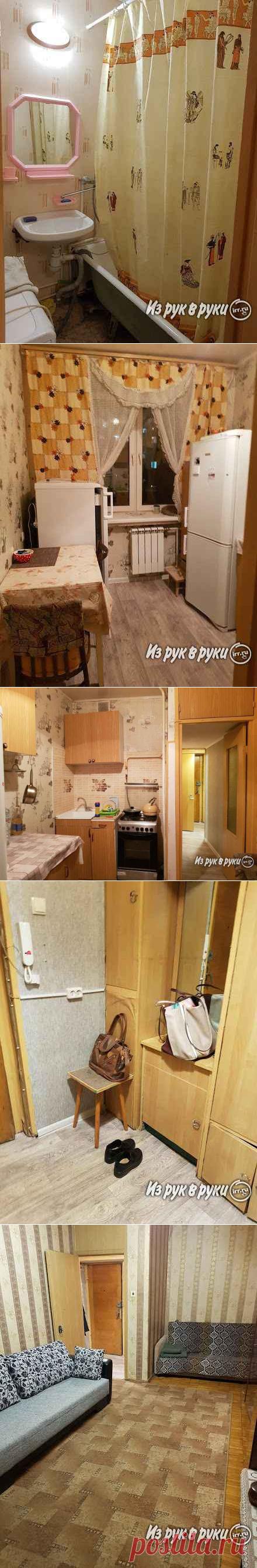 1-комн. квартира, Свободный пр-кт, Москва регион, Москва. Цена 26999 руб. - ИЗ РУК В РУКИ
