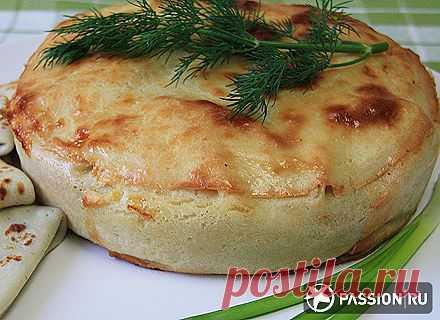 Блинный пирог «Тещина радость» | passion.ru