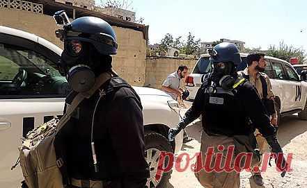 Инспекторы ООН встретятся с врачами госпиталя Маззе в Дамаске