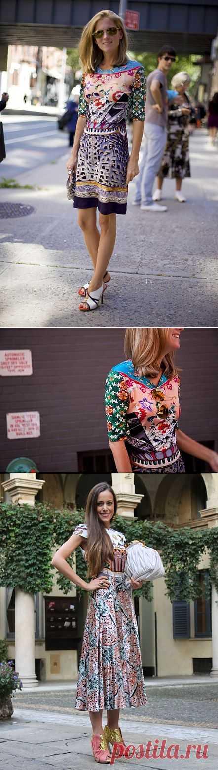 Псевдо-пэчворк (три фото) / Пэчворк / Модный сайт о стильной переделке одежды и интерьера