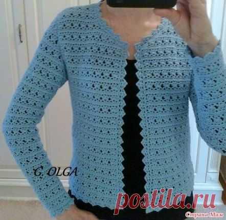 15+ Super ideas crochet jacket ladies shrug pattern #crochet