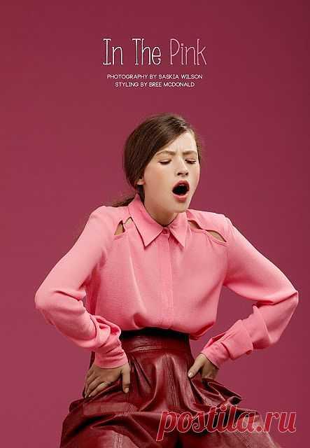 Интересная деталь блузки / Блузки / Модный сайт о стильной переделке одежды и интерьера