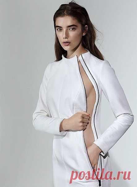 Как вам такая молния? / Детали / Модный сайт о стильной переделке одежды и интерьера