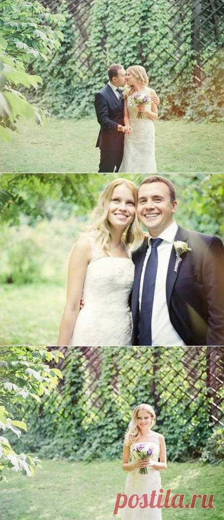Как единое целое: свадьба Паши и Маши - WeddyWood